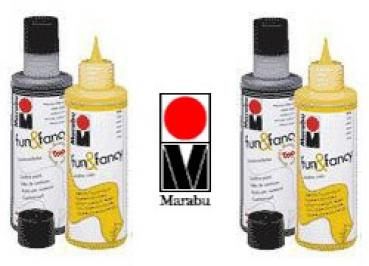 Marabu fun & fancy, Window Color Farbe 80 ml