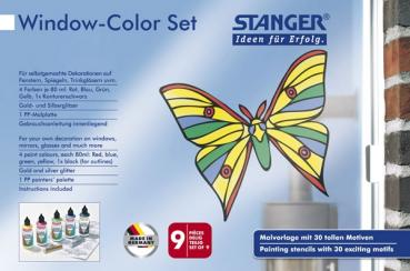 Window Color Set - Schmetterlinge