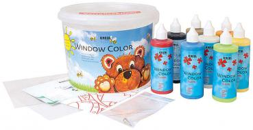 Window Color Set Power Pack