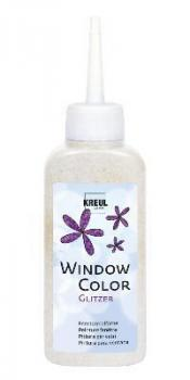 KREUL Window Color Glitzer, 80ml