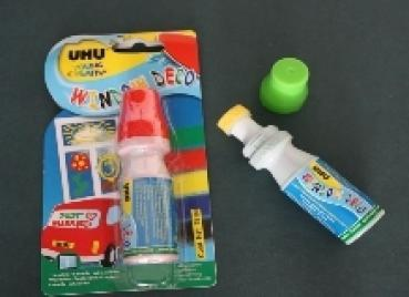 UHU Young Creativ Window Deco-Set