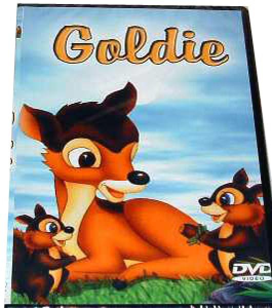 DVD - Goldie