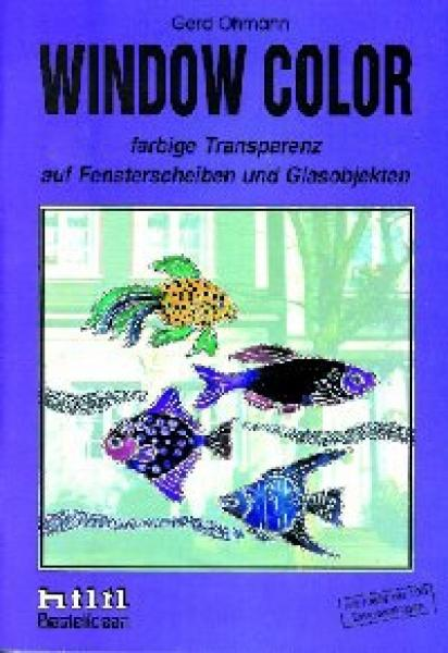 "Vorlagenheft ""Window Color - Farbige Transparenz"""