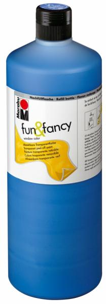 Marabu fun & fancy, Window Color Nachfüllflasche 1000 ml